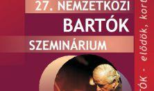 Bartók Fesztivál záróhangversenye