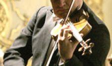 Ágoston András hegedűestje