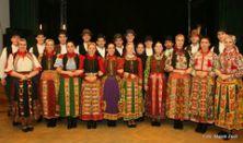A Magyar Állami Népi Együttes és az Angyalföldi Vadrózsa Táncegyüttes előadása