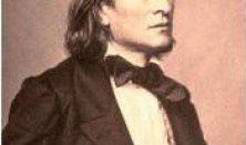 Liszt Ferenc ciklikus és nagy formátumú zongoraművei Előadó: Király Csaba Bérlet
