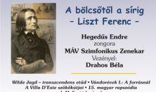 A ZENE TITKAI II. A bölcsőtől a sírig - Liszt Ferenc