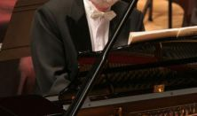 Jandó Jenő Kossuth-díjas zongoraművész Liszt- estje