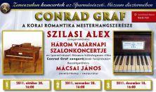 Conrad Graf-sorozat - Szilasi Alex szalonkoncertjei 2/3