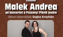 Malek Andrea koncert