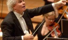 Classic Goes Cinema-a Berlini Filharmonikus Zenekar és Sir Simon Rattle újévi hangversenyének közv.