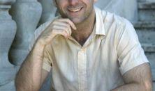 Grecsó Krisztián-est Literárium – Kortárs írók a Müpában