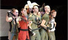Közép-Európa Táncszínház előadása: Shakespeare-mesék
