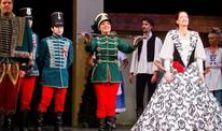 Mária főhadnagy operett-est