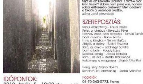 RAOUL WALLENBERGRŐL- REJTETT VILÁGOSSÁG - DOKUDRÁMA