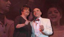 Minket nem lehet elfelejteni - Bodrogi Gyula és Voith Ági show