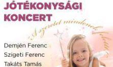 """Jótündér Jótékonysági Koncert az összefogás nevében """"A szeretet mindenek felett!"""""""