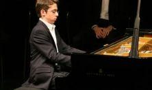 Nagyromantika Nikolasz Namoradze és a Savaria Szimfonikus Zenekar