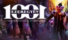 ExperiDance: Ezeregyév
