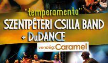 Temperamento - Szentpéteri Csilla Band és DuDance