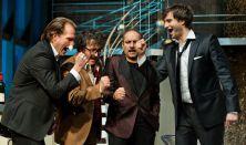 Neil Simon: Pletykafészek - a Centrál Színház előadása