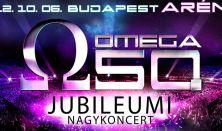 OMEGA - 50 ÉVES jubileumi nagykoncert