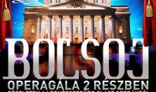 Bolsoj Színház szólistái - Operagála