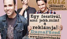 Fiatal Félőrültek Fesztiválja - műsorvezető: Csenki Attila