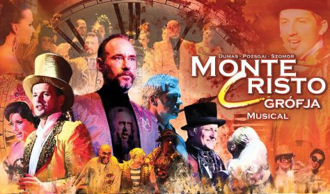 ExperiDance, Jókai Színház: Monte Cristo Grófja