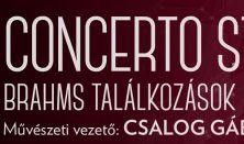 Concerto Studio II. - Brahmstalálkozások