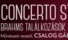 Concerto Studio IV. - Brahms-találkozások
