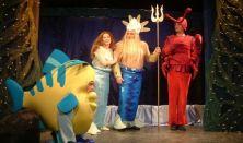 A kis hableány - gyermekmusical - a Fogi Színház előadása