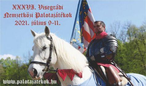 Visegrádi Nemzetközi Palotajátékok - János cseh király lovagi tornája