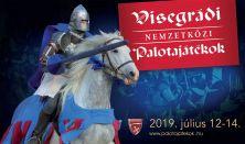 Visegrádi Nemzetközi Palotajátékok - I. Károly magyar király lovagi tornája