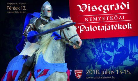 Visegrádi Nemzetközi Palotajátékok  - Károly Róbert magyar király lovagi tornája