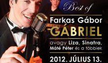 Best of Farkas Gábor Gábriel avagy Liza, Sinatra, Máté Péter és a többiek