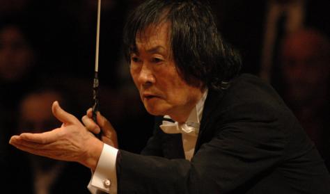 A karmester: Kobajasi Kenicsiro