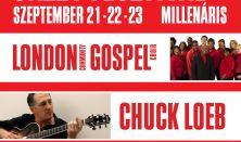 Jazzy Fesztivál- 2.nap Chuck Loeb