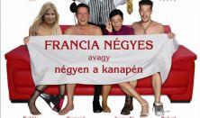 Zuglói Nyári Színház 2012. - Francia négyes, avagy négyen a kanapén