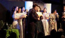 MÁGNÁS MISKA Sziget Színház előadása