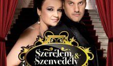 Szerelem és Szenvedély koncert - Náray Erika, Kökény Attila és az Of Course együttes koncertje