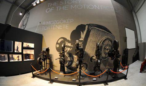 Korda Filmpark Látogatóközpont kiállítás/ hétvége és szünnap ( hétfő/kedd)
