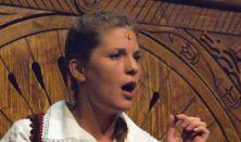 A székely menyecske meg az ördög - Fabók Mancsi Bábszínháza
