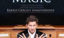 Organ Magic - Rákász Gergely hangversenye