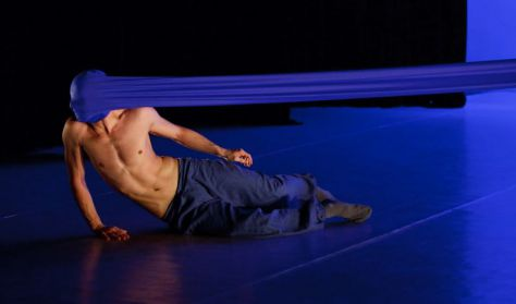 PR-Evolution Dance Company: Blue Men