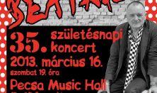 Nagy Feró és a Beatrice - 35. születésnapi koncert