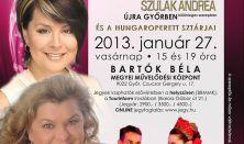 AZ OPERETT CSILLAGOK ÉJSZAKÁJA 2013 - Sztárvendég: Oszvald Marika és Szulák Andrea