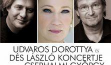 ÁTUTAZÓ - Udvaros Dorottya és Dés László koncertje