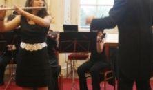Ifjú tehetségeink koncert - A Gödöllői Szimf. Zenekar és a Fr. Chopin Zeneiskola növendékeinek ea.