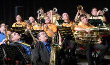 Modern Art Orchestra és Hajós András műsora