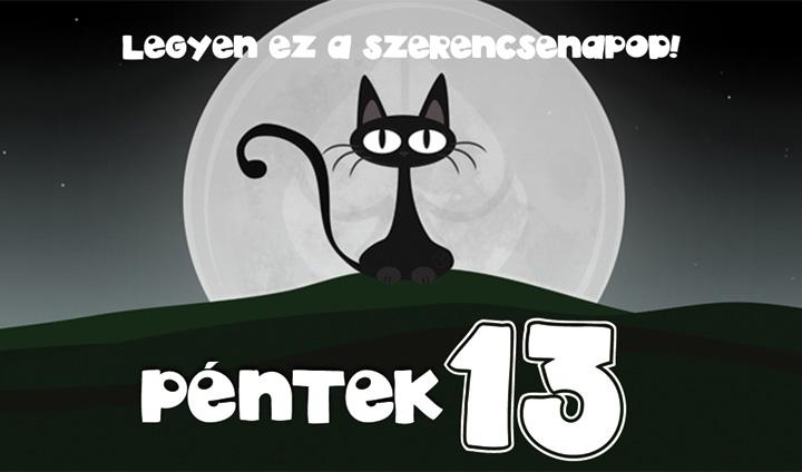 Péntek 13