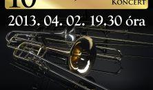 Four Bones Quartet - 10 éves jubileumi koncert