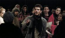 A STEREO Akt és a Füge produkciója: Harminchatok – egy álmessiás története