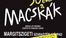 MACSKÁK (musical)*