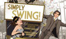 Simply Swing! - Gábriel & Csobot Adél