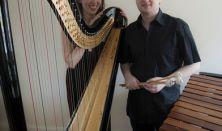 Bolgár Dániel - Duo Modarp: Bolgár Dániel és Markovich Mónika marimba-hárfa koncertje